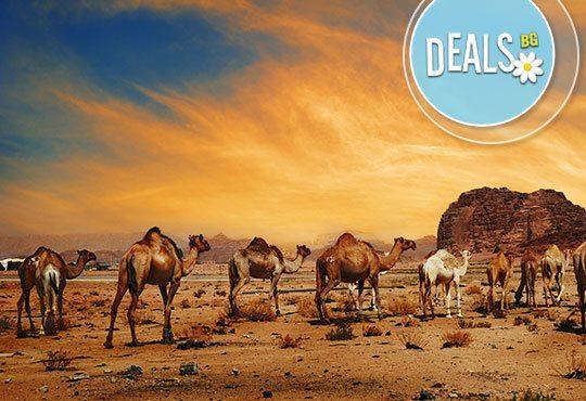 Новогодишна екскурзия до Йордания! 7 нощувки, закуски, вечери, самолетен билет, трансфери и разходка с джип в Уади Рам! - Снимка 5