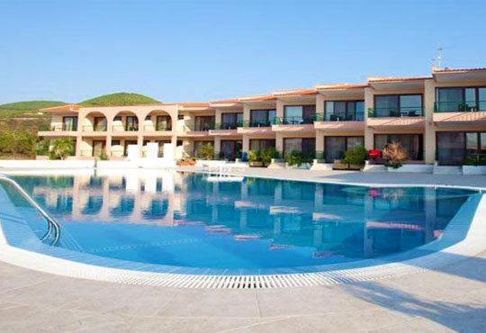 Нова година в Гърция, Халкидики! 3 нощувки на база All Inclusive в Hotel Toroni Blue Sea 4*, с Прайм Холидейс - Снимка 5