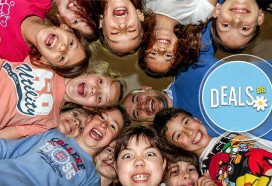 Детско парти с DJ-аниматор- 60, 90 или 120 минути, с танци, игри и подарък украса до 50 балона, на избрано от Вас място - Снимка 1