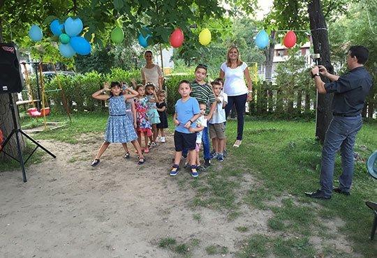 Детско парти с DJ-аниматор- 60, 90 или 120 минути, с танци, игри и подарък украса до 50 балона, на избрано от Вас място - Снимка 5