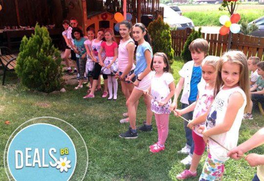 Детско парти с DJ-аниматор- 60, 90 или 120 минути, с танци, игри и подарък украса до 50 балона, на избрано от Вас място - Снимка 9