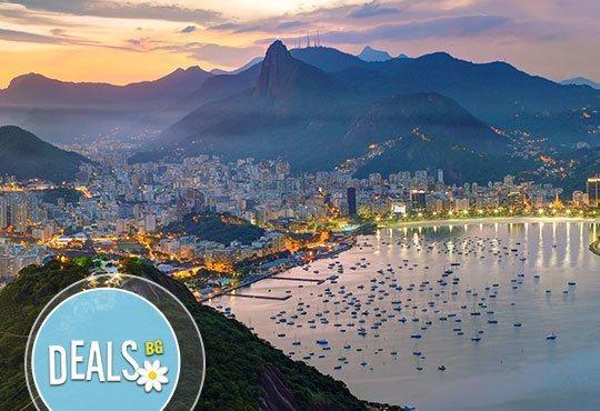 Last minute Рио де Жанейро, Бразилия! 6 нощувки в Оceano Copacabana 4* със закуски, самолетен билет, трансфери и водач! - Снимка 3