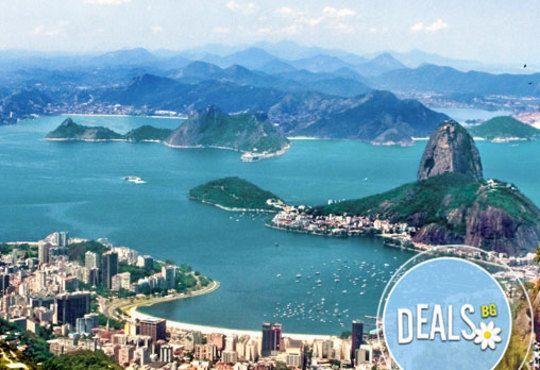 Last minute Рио де Жанейро, Бразилия! 6 нощувки в Оceano Copacabana 4* със закуски, самолетен билет, трансфери и водач! - Снимка 2