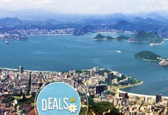Last minute Рио де Жанейро, Бразилия! 6 нощувки в Оceano Copacabana 4* със закуски, самолетен билет, трансфери и водач! - Снимка 5