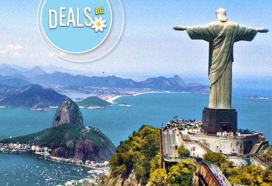 Last minute Рио де Жанейро, Бразилия! 6 нощувки в Оceano Copacabana 4* със закуски, самолетен билет, трансфери и водач! - Снимка 7