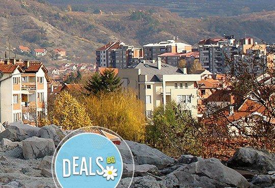 За сръбската Нова година: екскурзия до Пирот, Ниш и Нишка Баня с включени 2 нощувки със закуски и транспорт - Снимка 1