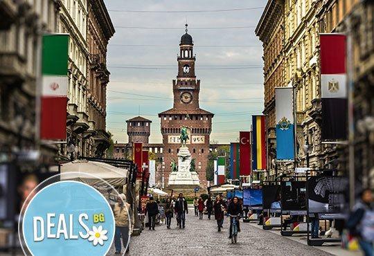 Шопинг екскурзия до Милано! 3 нощувки, 3 закуски, транспорт и възможност за посещение на езерата в Комо и Лугано! - Снимка 2