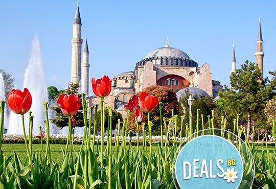 Новогодишна екскурзия в Истанбул! 3 нощувки със закуски на блок маса, хотел 4*, транспорт и водач от Дидона Тур! - Снимка 3