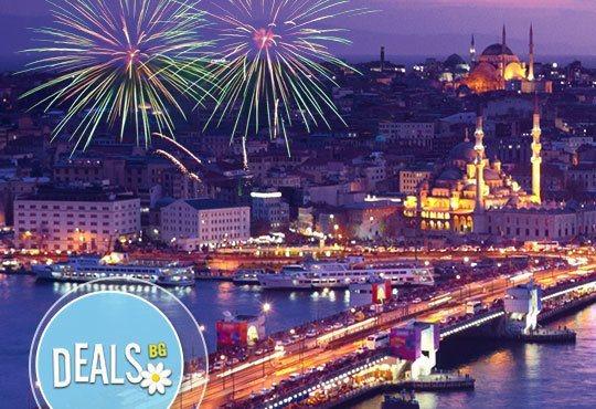 Новогодишна екскурзия в Истанбул! 3 нощувки със закуски на блок маса, хотел 4*, транспорт и водач от Дидона Тур! - Снимка 1