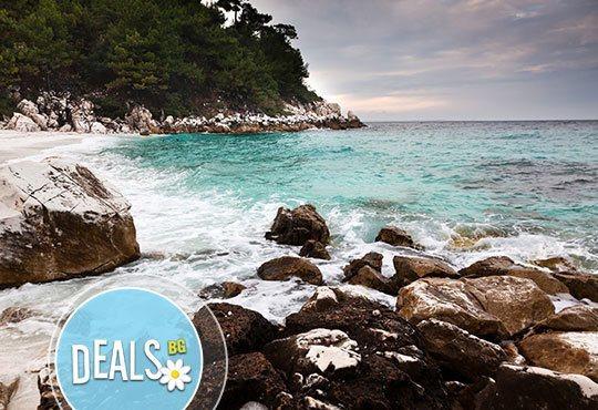 Нова година в Blue Dream Palace 4*, о. Тасос, Гърция! 3 нощувки, 3 закуски, 2 вечери и празнична вечеря от Океания Турс! - Снимка 11