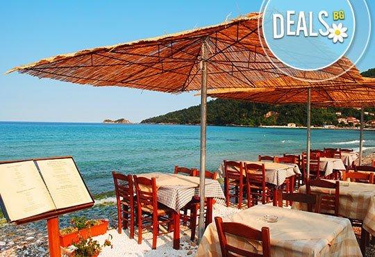 Нова година в Blue Dream Palace 4*, о. Тасос, Гърция! 3 нощувки, 3 закуски, 2 вечери и празнична вечеря от Океания Турс! - Снимка 10