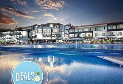 Нова година в Blue Dream Palace 4*, о. Тасос, Гърция! 3 нощувки, 3 закуски, 2 вечери и празнична вечеря от Океания Турс!