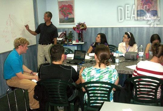 Курс по английски език - 100 учебни часа на ниво по избор - А2 или В2 в езиков център EL Leon! - Снимка 7