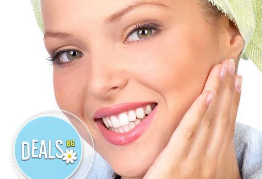 За кожа без несъвършенства! Почистване на лице и анти-акне терапия с продуктите на Glory в салон за красота Вили! - Снимка 4