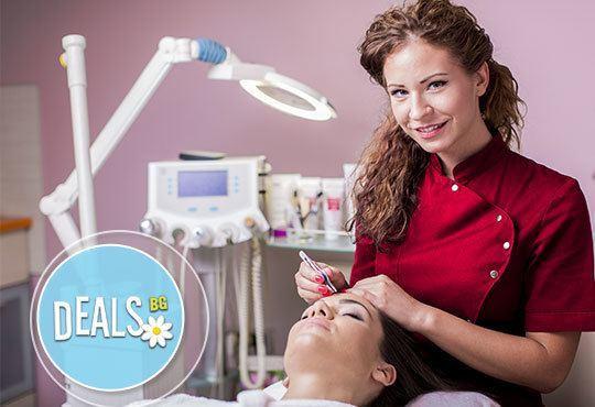 Класическо почистване на лице, почистване на вежди и бонус: 30% отстъпка при маникюр или педикюр в салон Вили! - Снимка 3