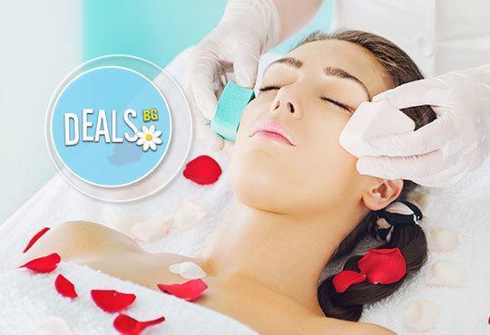 Класическо почистване на лице, почистване на вежди и бонус: 30% отстъпка при маникюр или педикюр в салон Вили! - Снимка 1