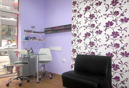 Боядисване с L'Oréal Matrix, терапия според типа коса с инфраред преса и оформяне със сешоар в салон Мелинда! - Снимка 4