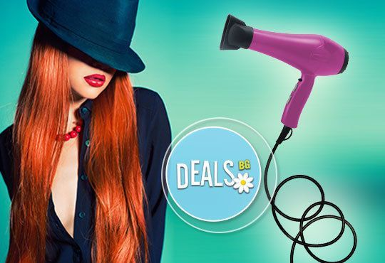 Боядисване с L'Oréal Matrix, терапия според типа коса с инфраред преса и оформяне със сешоар в салон Мелинда! - Снимка 1