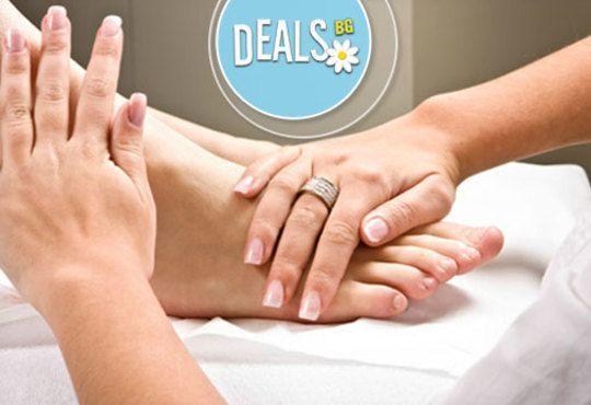 60 минути спокойствие! Вземете лечебен/класически масаж на цяло тяло и бонус: зонотерапия в салон Елеганс в Мусагеница! - Снимка 4