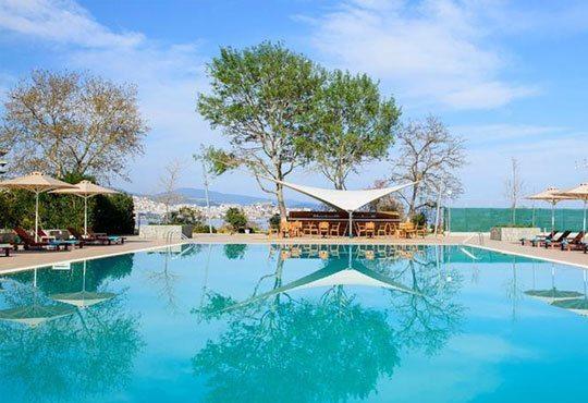 Нова година в Lucy Hotel Kavala 5*, Кавала, Гърция! 3 нощувки със закуски, вечери и гала вечеря от Океания Турс! - Снимка 9