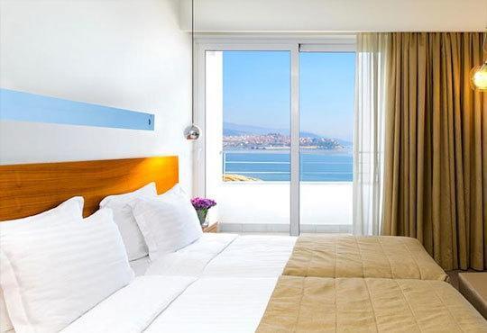 Нова година в Lucy Hotel Kavala 5*, Кавала, Гърция! 3 нощувки със закуски, вечери и гала вечеря от Океания Турс! - Снимка 2