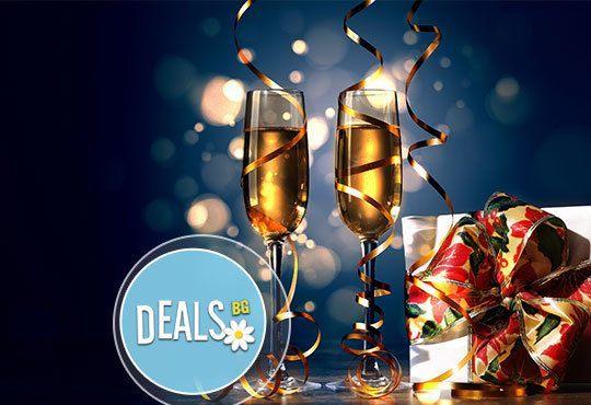 Нова година в Константин 2*+, Олимпийска Ривиера! 2 нощувки, 2 закуски, обяд, обикновена и празнична вечеря с или без транспорт! - Снимка 3