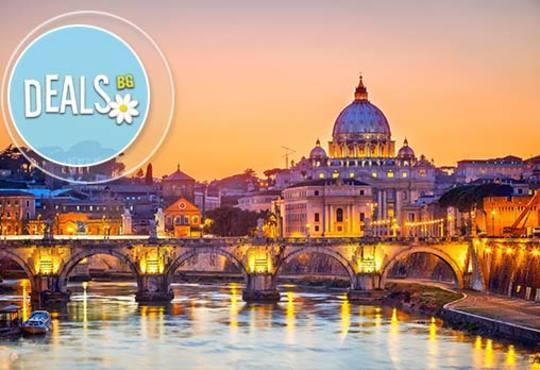 Нова година във Вечният Рим! 4 нощувки със закуски в хотел 4*, самолетен билет и панорамна обиколка на Рим от София Тур! - Снимка 2