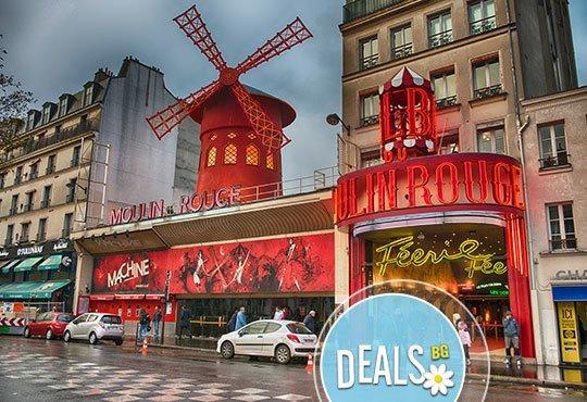 Нова година в романтичния Париж, Франция! 4 нощувки, закуски, хотел 4*, самолетен билет, голям салонен багаж и трансфер! - Снимка 3