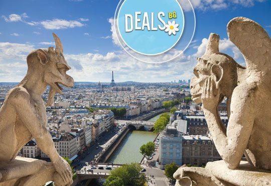 Нова година в романтичния Париж, Франция! 4 нощувки, закуски, хотел 4*, самолетен билет, голям салонен багаж и трансфер! - Снимка 4