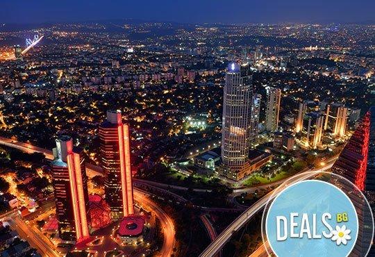 Нова година в Истанбул! 3 или 4 нощувки по избор, със закуски и Новогодишна вечеря в Orka Royal Hotel 4* от Ертурс! - Снимка 1