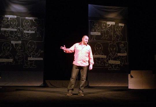 """Смях до сълзи! """"Шегите, които Бог си прави"""", 28.11., от 19ч, Театър Открита сцена Сълза и смях, билет за двама! - Снимка 5"""