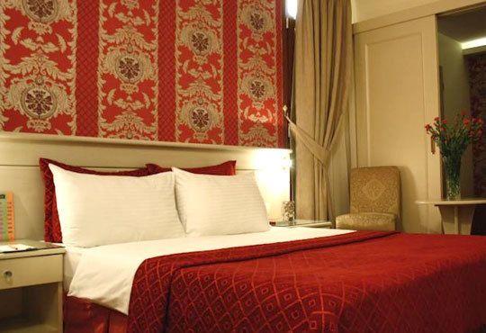 4-звездна Нова година в Истанбул! 3 или 4 нощувки по избор, със закуски и Новогодишна вечеря в Antik Hotel от Ертурс! - Снимка 7