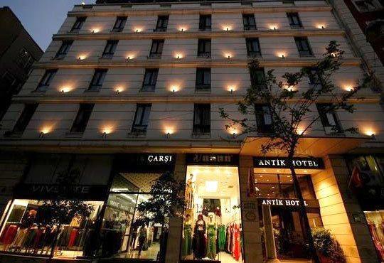 4-звездна Нова година в Истанбул! 3 или 4 нощувки по избор, със закуски и Новогодишна вечеря в Antik Hotel от Ертурс! - Снимка 2