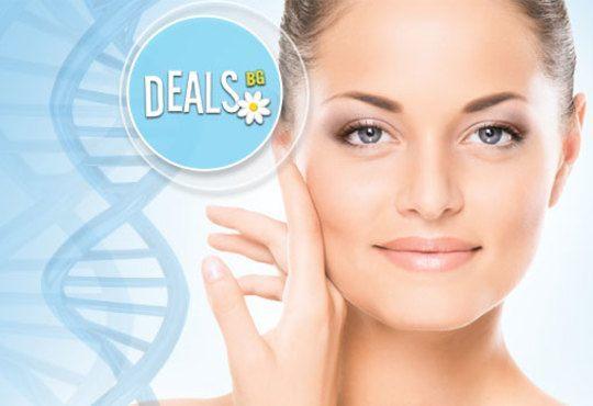 Алготерапия за лице със стволови клетки,колаген и хиалуронова киселина в Салон Giro с професионален козметик Вяра Иванова - Снимка 1
