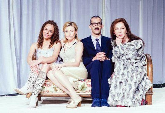 Гледайте ''Олд Сейбрук'' и ''Последният страстен любовник'' в Театър ''София'' на 28.11. от 19 ч., билет за един! - Снимка 6