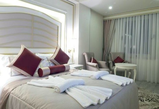 Нова година в Истанбул - градът на султаните! 4 нощувки със закуски Halifaks Hotel 4*, от Ертурс! - Снимка 3