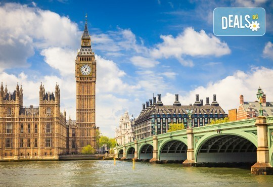 Шопинг и разходка в Лондон в период по избор! 3 нощувки със закуски, самолетен билет, летищни такси и трансфери! - Снимка 2