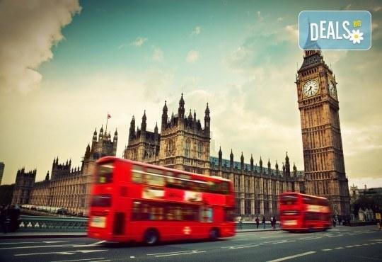 Шопинг и разходка в Лондон в период по избор! 3 нощувки със закуски, самолетен билет, летищни такси и трансфери! - Снимка 1