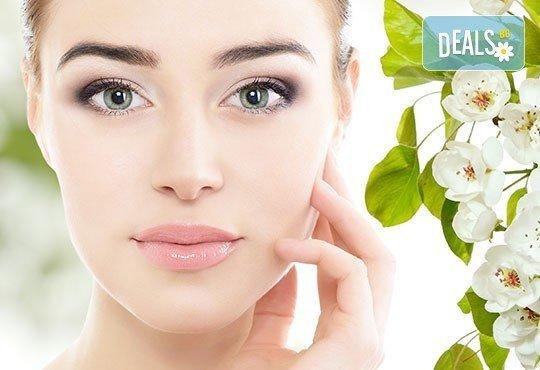 Лечение на петна и изравняване тена на лицето или шията и деколтето с IPL в Андреа Спа Бюти или Син Стайл! - Снимка 1