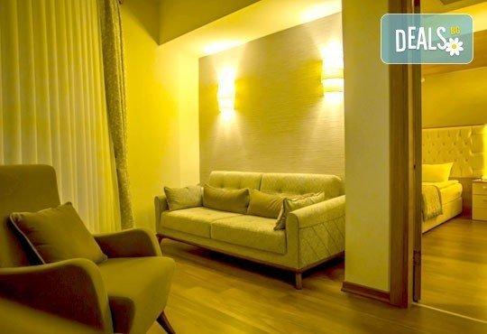 Посрещнете Нова година сред изискания лукс на Hotel Parion 5*, Чанаккале: 3 нощувки, 3 закуски и 2 вечери, Лъки Холидей - Снимка 4
