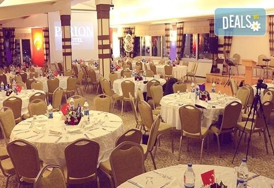 Посрещнете Нова година сред изискания лукс на Hotel Parion 5*, Чанаккале: 3 нощувки, 3 закуски и 2 вечери, Лъки Холидей - Снимка 8