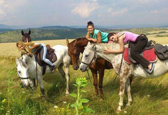 30 минути разходка и 30 минути обучение по конна езда от Езда София в конна база Хан Аспарух, Ласкар или Драгалевци! - Снимка 2