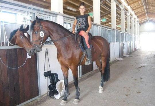 30 минути разходка и 30 минути обучение по конна езда от Езда София в конна база Хан Аспарух, Ласкар или Драгалевци! - Снимка 3