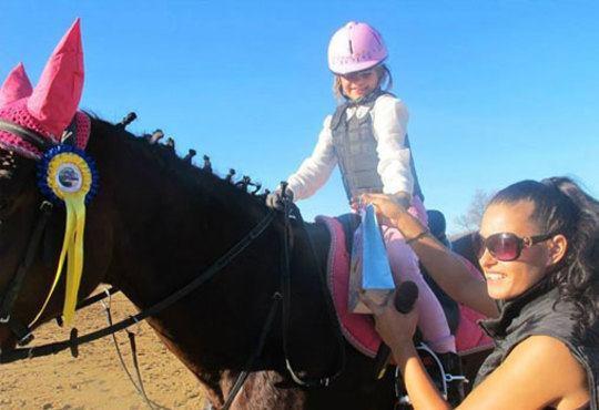30 минути разходка и 30 минути обучение по конна езда от Езда София в конна база Хан Аспарух, Ласкар или Драгалевци! - Снимка 7