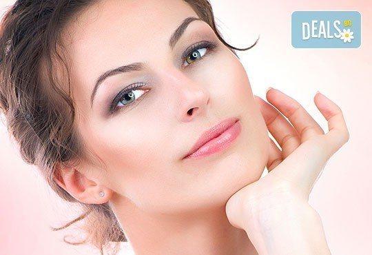 Диамантено микродермабразио на лице и неинжективна мезотерапия с хиалуронова киселина в салон за красота Giro! - Снимка 5