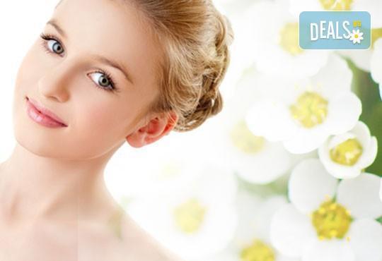 Красива кожа като порцелан! Избелваща терапия с италианска метаболитна козметика в център за жизненост и красота Девимар - Снимка 1