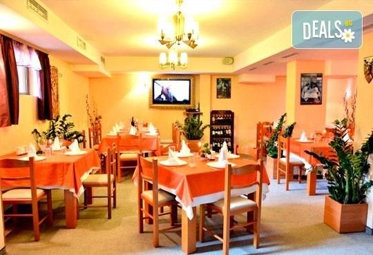 Почивка в Банско през есента! 2 нощувки със закуски и вечери в хотел Ротманс 3*! - Снимка 8