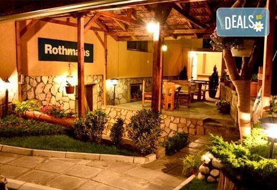Почивка в Банско през есента! 2 нощувки със закуски и вечери в хотел Ротманс 3*! - Снимка 2