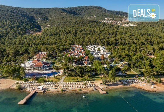 Ранни записвания 2016! 5/7 нощувки, All Inclusive в Aurum Club Marmara 5*, Дидим, възможност за транспорт с Лъки Холидей - Снимка 1