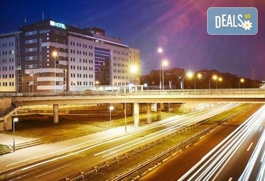 Посрещнете Нова година в Сърбия! 2 нощувки със закуски в IN Hotel 4*, Белград, възможност за транспорт от Дари Травел - Снимка 1